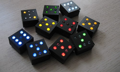 Electronic Dice