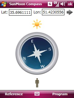 SunMoon Compass